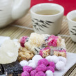 Chinese tradition candy — Stock Photo #12211611