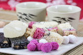 Chinese tradition candy — Stockfoto