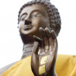 Royalty-Free Stock Photo: Hand of Buddha statue