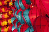 Korea lanterns — Stock Photo
