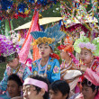 Poi Sang Long festival, Ceremony of boys becomes to be novice — Stock Photo #12725670