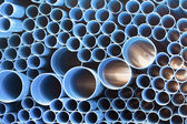 PVC pipes — Stock Photo