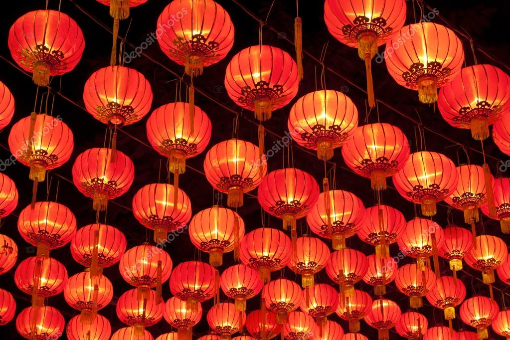Chinese lanterns — Stock Photo © toa55 #12725386