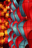 Korean lanterns — Stock Photo