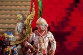 Hanuman v rámájana — Stock fotografie