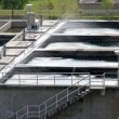 Stockfoto: Water treatment tank