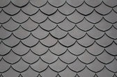 Asian roof tiles — Stock Photo