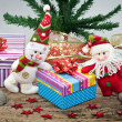 Christmas Gift — Stock Photo #15320209
