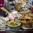 Northern thai food in market. — Stock Photo