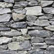 Stock Photo: Stone wall texture.