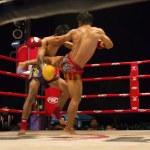 Thai boxing — Stock Photo #18324665