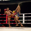 Thai boxing — Stock Photo #18325127