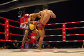 Thai boxing — Foto Stock