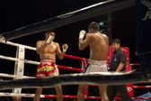 Ancient Thai Boxing — Stock Photo