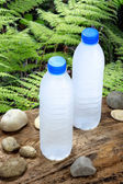 Cold drinking water — Stock Photo