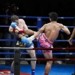 Stock Photo: Thai Boxing or Muay Thai