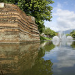 Chiang Mai moat — Stock Photo