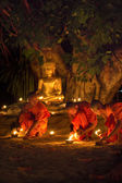 Visakha Bucha Day — Stock Photo