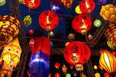 China, indien, sri lanka und vietnam laternen. — Stockfoto