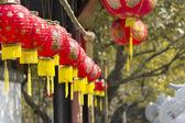 Chinesische laternen — Stockfoto