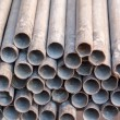 Stock Photo: Old steel pipes