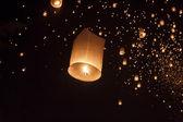 チェンマイ タイでアジアの灯籠 (とうろう) — ストック写真