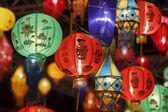 Asian lanterns in the international lantern festival — Foto de Stock