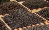 Bulk tea on the Tea Market — Stock Photo