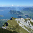 Stock Photo: Mont Pilatus
