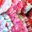 Artisproduction Spanish national dresses for girls sold for tourists in Europe — ストック写真 #12284153