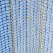 Blue glass roof — Foto de stock #12284650