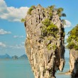 James Bond Island in Thailand near Phuket island — Stock Photo #12284770