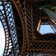 Details of eiffel tower, Paris, France - Stock Photo