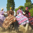 EuroFeria Andaluza on June 2, 2012 in Brussels - Stock Photo