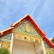 Royalty-Free Stock Photo: Beautiful entry in buddhist temple in Phuket island in Thailand