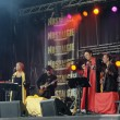 Radio Nostalgie La Legende concert on National Day of Belgium — Photo