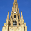 Стоковое фото: Tower of Saint-Pierre church in Steenvoorde, France