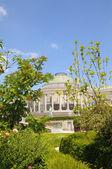 Centre de botanique - jardin public au centre de bruxelles, belgique — Photo