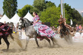 EuroFeria Andaluza on June 2, 2012 in Brussels — Stock Photo