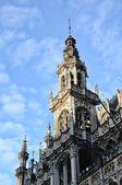 готическая архитектура — Стоковое фото