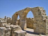 Courion - キプロスの古代ギリシャの都市 — ストック写真