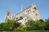 Gotický kostel — Stock fotografie