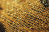 Asian decorative fabric — Stock Photo