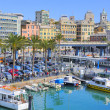 Old port in Genova - Stock Photo