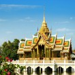 Beautiful Buddhist temple in Thailand — Stock Photo