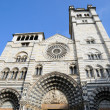 Cathedral of Genova, Italy — Stock Photo