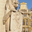 Grand Place in Brussels, Belgium — Stock Photo