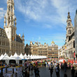 Annual Belgian Beer Weekend dedicated to Belgian beers — Stok fotoğraf