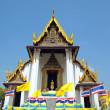 Stock Photo: Beautiful Buddhist temple in Phuket