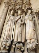 Eglise St. Germain l'Auxerrois in Paris, France — Stock Photo